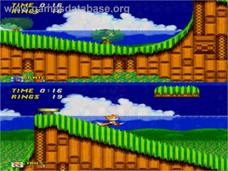 Sonic Classics - Sega Genesis - Games Database