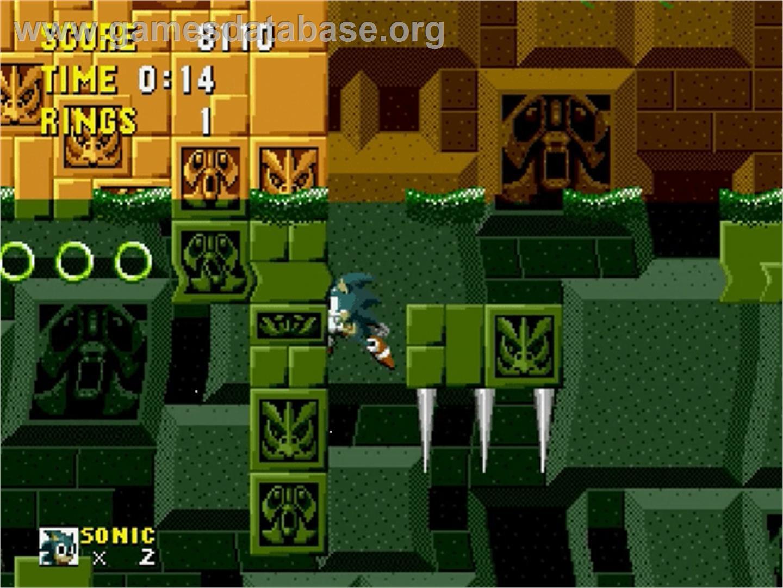 Sonic The Hedgehog - Sega Genesis - Games Database