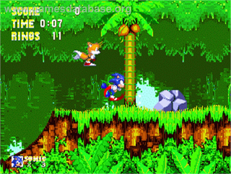 Sonic The Hedgehog 3 - Sega Genesis - Games Database