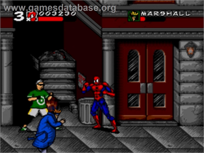 Spider-Man & Venom: Maximum Carnage - Sega Genesis - Games ...