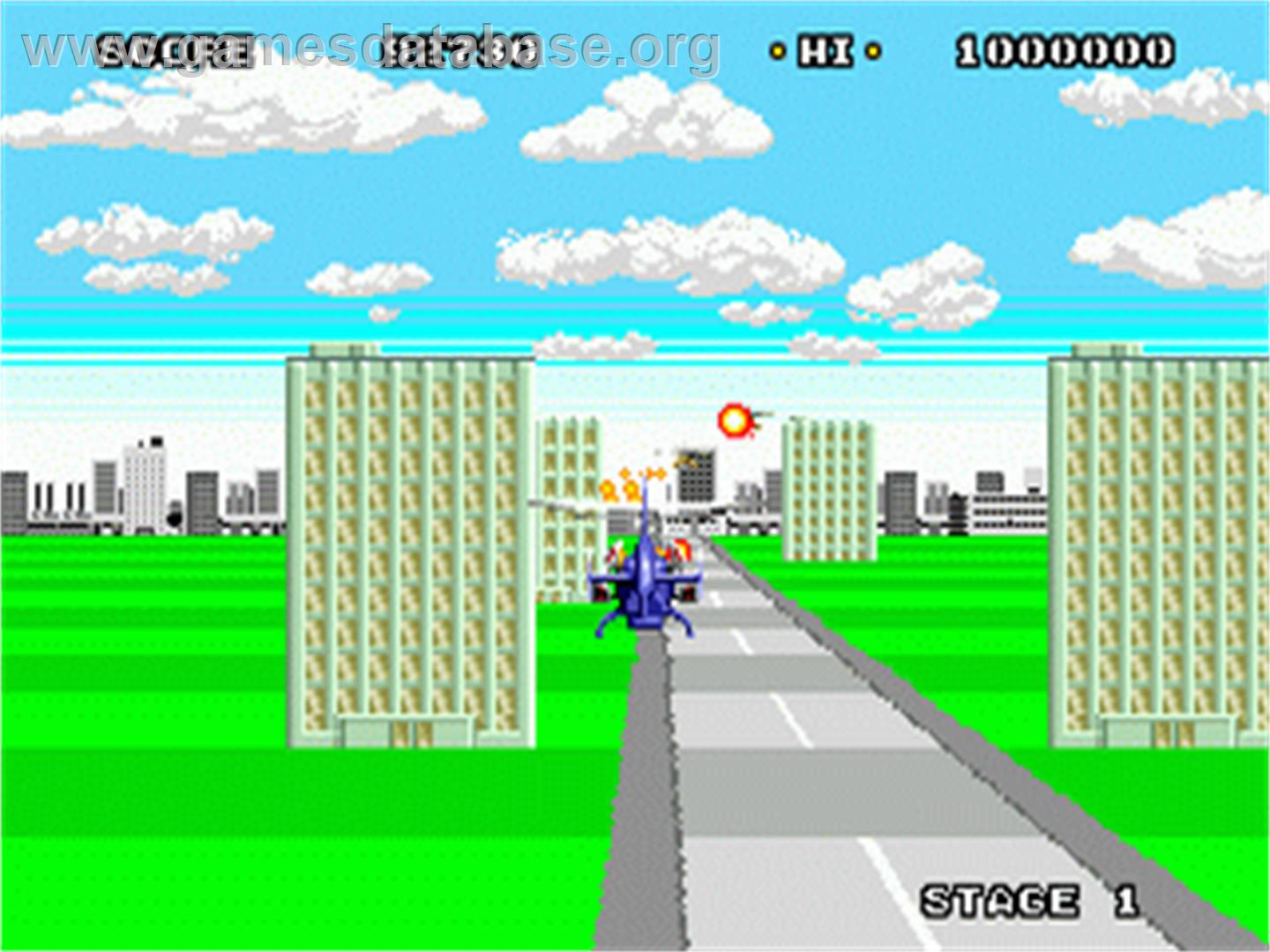 Category Shooter Mame N A Game Manual Music Also On Sega Filmvz