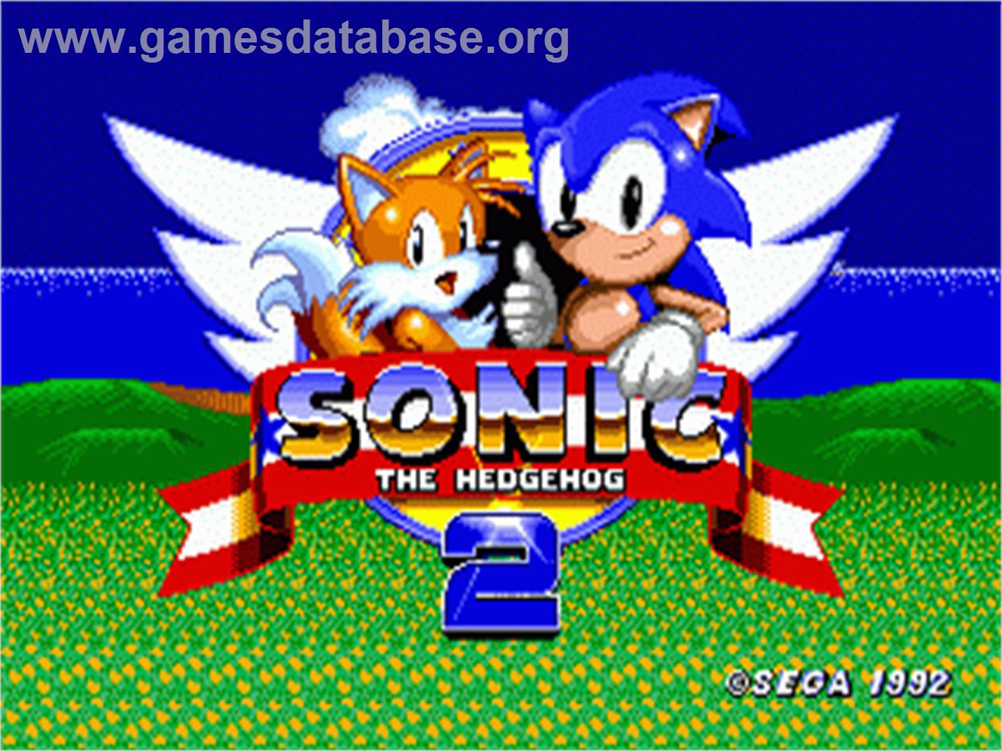 sonic the hedgehog games