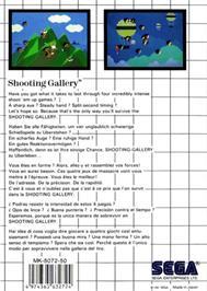 shooting gallery sega master system