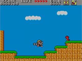 Wonder Boy in Monster Land - Sega Master System - Games Database