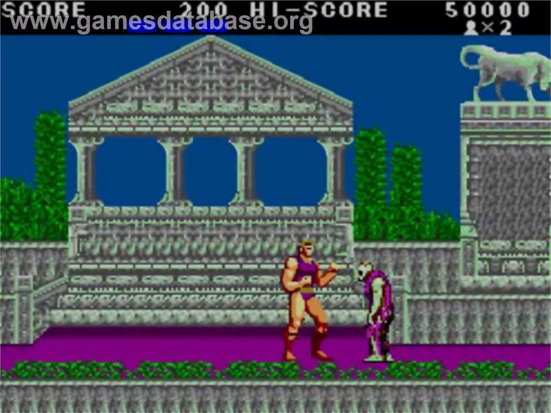 Altered Beast - Sega Master System