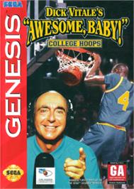 Box cover for Dick Vitale's