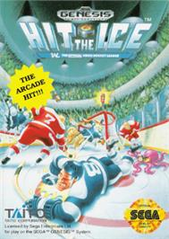 Box cover for Hit The Ice on the Sega Nomad.