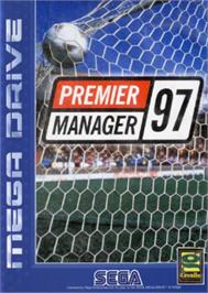 Box cover for Premier Manager 97 on the Sega Nomad.