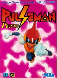 Box cover for Pulseman on the Sega Nomad.