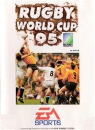 Box cover for Rugby World Cup 95 on the Sega Nomad.