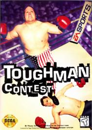 Box cover for Toughman Contest on the Sega Nomad.