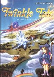 Box cover for Twinkle Tale on the Sega Nomad.