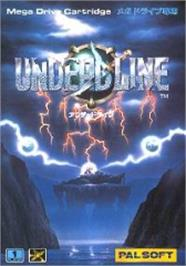 Box cover for Undead Line on the Sega Nomad.