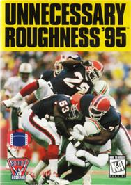Box cover for Unnecessary Roughness '95 on the Sega Nomad.