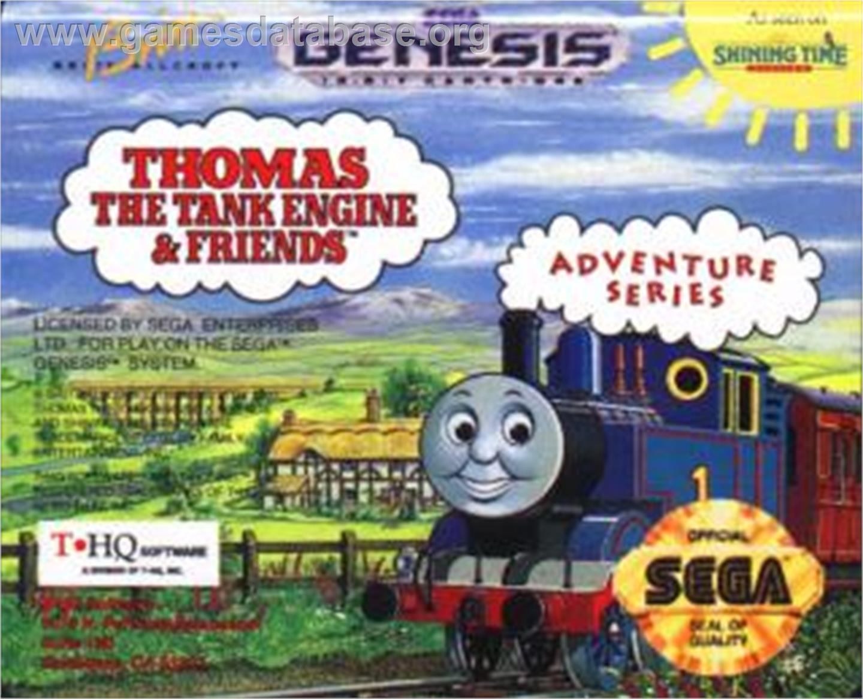 Thomas The Tank Engine Amp Friends Sega Nomad Games Database