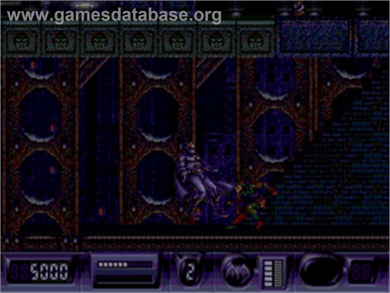 Batman Returns - Sega Nomad