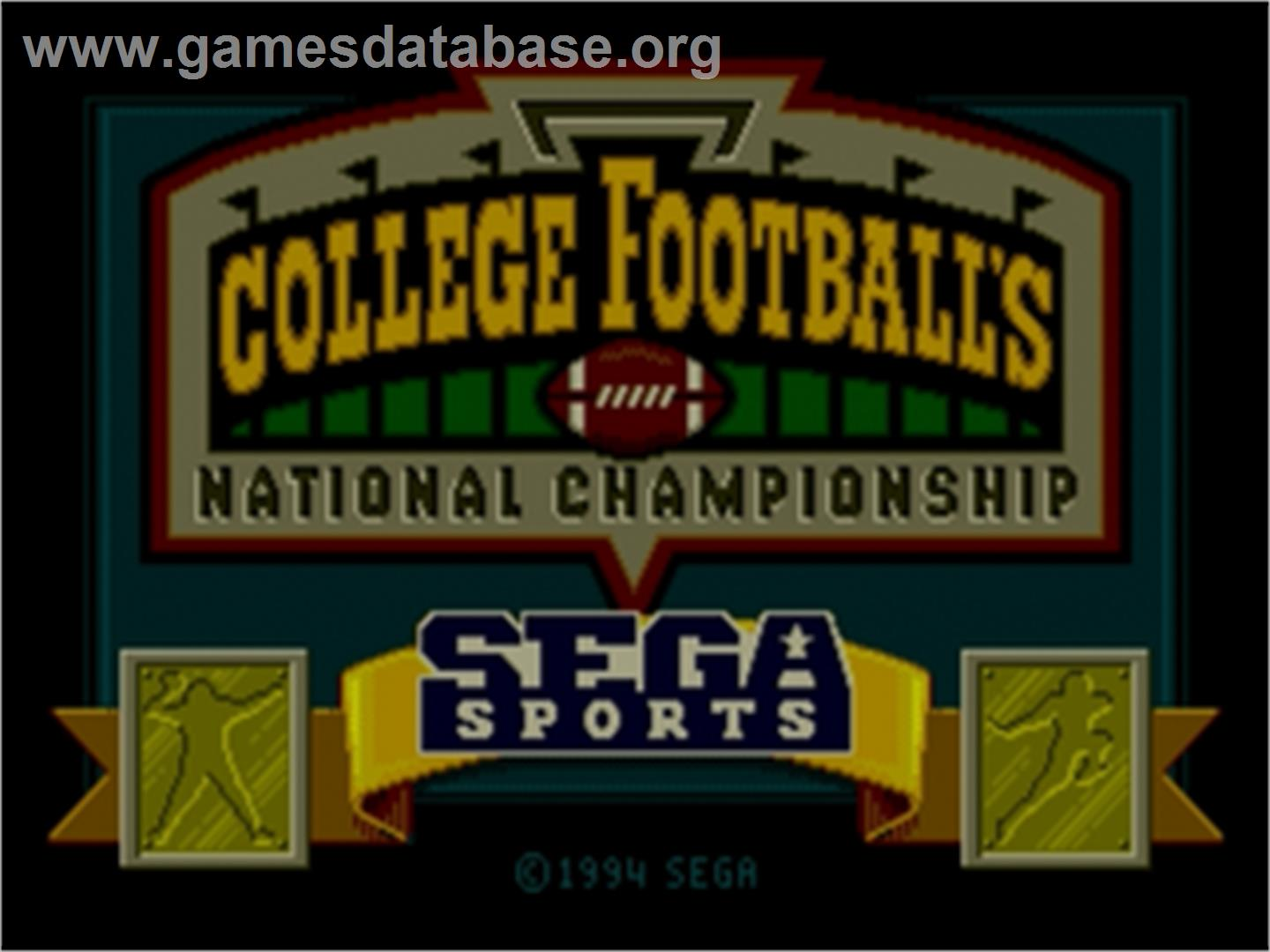 collage games college national champions