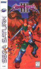 Box cover for Shining Force III: Scenario 3 -