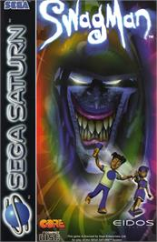 Box cover for Swagman on the Sega Saturn.