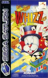 Box cover for Whizz on the Sega Saturn.