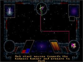 Darklight Conflict - Sega Saturn - Games Database