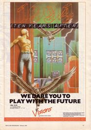 Advert for 1994: Ten Years After on the Commodore 64.