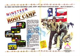 Advert for 19 Part 1: Boot Camp on the Sinclair ZX Spectrum.