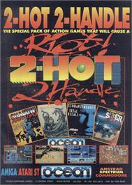 Advert for 2 Hot 2 Handle on the Commodore Amiga.