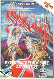 Advert for Alchemist on the Sinclair ZX Spectrum.