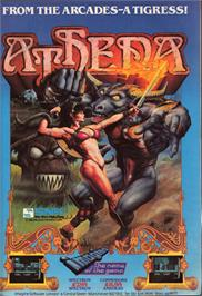Advert for Athena on the Sinclair ZX Spectrum.