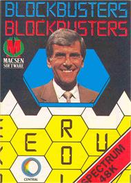 Advert for Blockbusters: Gold Run on the Amstrad CPC.