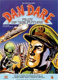 Advert for Dan Dare: Pilot of the Future on the Sinclair ZX Spectrum.