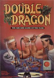 Advert for Double Dragon on the Sinclair ZX Spectrum.