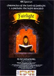 Advert for Fairlight: A Prelude on the Sinclair ZX Spectrum.