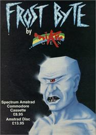 Advert for Frost Byte on the Sinclair ZX Spectrum.