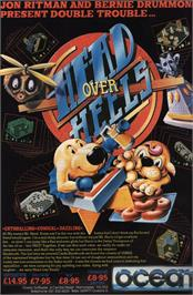 Advert for Head Over Heels on the Sinclair ZX Spectrum.