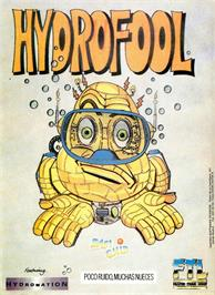 Advert for Hydrofool on the Amstrad CPC.