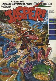 Advert for Jasper! on the Sinclair ZX Spectrum.