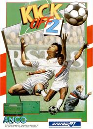 Advert for Kick Off 2 on the Sinclair ZX Spectrum.