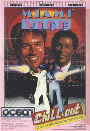 Advert for Miami Vice on the Sinclair ZX Spectrum.