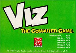 Advert for Mr. Wimpy: The Hamburger Game on the Sinclair ZX Spectrum.