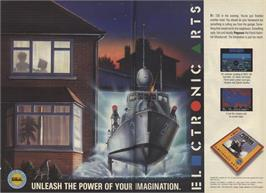 Advert for PHM Pegasus on the Sinclair ZX Spectrum.