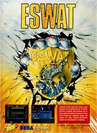 Advert for SWAT on the Sinclair ZX Spectrum.