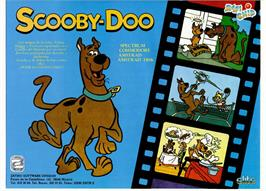Advert for Scooby Doo on the Sinclair ZX Spectrum.