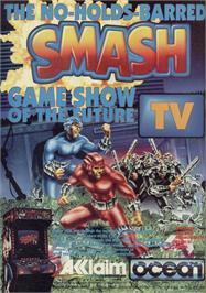 Advert for Smash T.V. on the Sinclair ZX Spectrum.