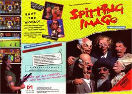 Advert for Sporting Triangles on the Sinclair ZX Spectrum.