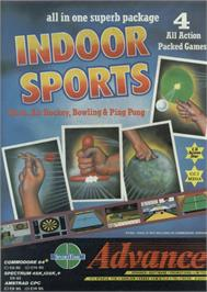 Advert for Superstar Indoor Sports on the Commodore Amiga.