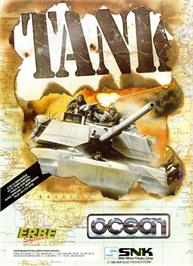 Advert for Tank on the Sinclair ZX Spectrum.