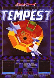 Advert for Tempest on the Sinclair ZX Spectrum.