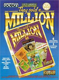 Advert for They Sold a Million II on the Sinclair ZX Spectrum.